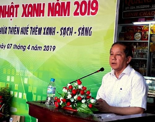 """Lời kêu gọi của Chủ tịch UBND tỉnh Phan Ngọc Thọ """"Hãy hành động để Thừa Thiên Huế thêm xanh - sạch - sáng"""""""