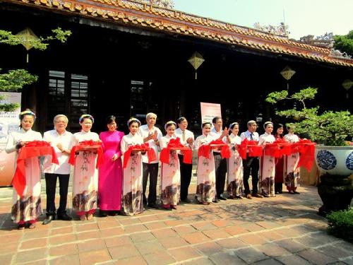 Triển lãm Quan xưởng Triều Nguyễn với tinh hoa nghề Việt