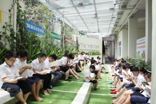 Lan tỏa văn hóa đọc trong nhà trường