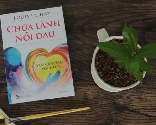 Ra mắt sách 'Chữa lành nỗi đau' của nữ tác giả Louise L. Hay