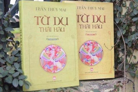 """""""Từ Dụ thái hậu"""": Lịch sử được viết lại bằng tư tưởng của nhà văn"""