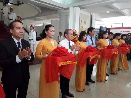 """Triển lãm Họ Hồ ở miền Tây Thừa Thiên Huế - Lịch sử và Nhân chứng"""""""