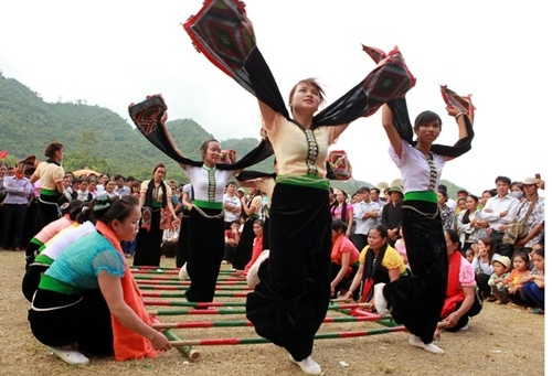 Điệu múa Sạp và 65 năm chiến thắng Điện Biên Phủ