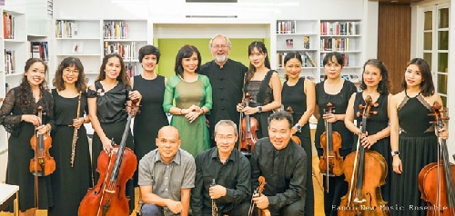 Âm nhạc mới từ Việt Nam