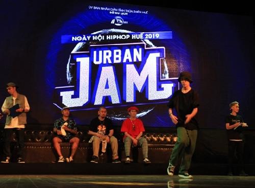 Sôi động Ngày hội Hiphop Huế – Urban JAM 2019