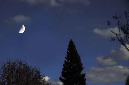 Một nửa vầng trăng