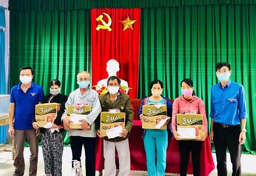 Thừa Thiên Huế: Hỗ trợ đợt 1 cho người dân gặp khó khăn do đại dịch COVID-19