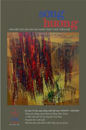 Đón đọc Sông Hương số 374, tháng 4 - 2020