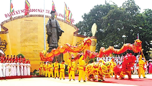 Lan tỏa văn hiến Thăng Long - Hà Nội