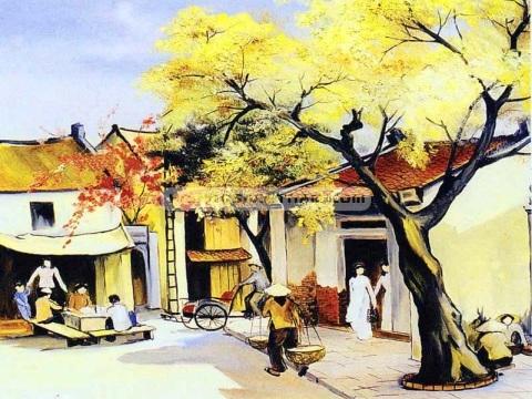 Chùm thơ Trần Thị Huê