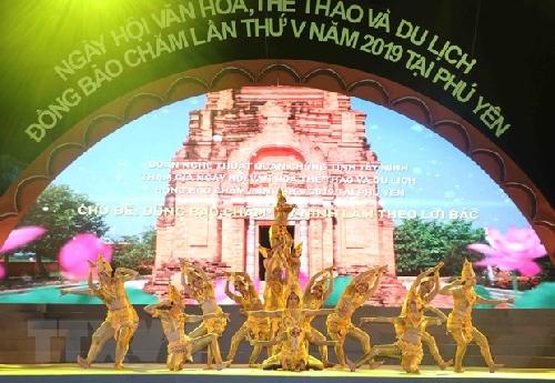 Ngày hội Văn hóa, Thể thao và Du lịch đồng bào Chăm tại Phú Yên