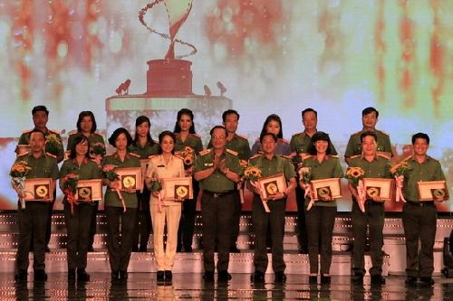 Bế mạc Liên hoan Truyền hình, Phát thanh Công an Nhân dân lần thứ XII năm 2019