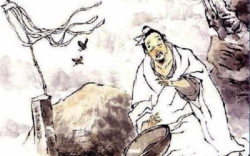 'Con bướm chết trong sách' và tâm sự của đại thi hào Nguyễn Du