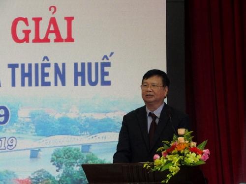 Tổng kết, trao giải Hội thi Sáng tạo Kỹ thuật tỉnh Thừa Thiên Huế lần thứ IX năm 2019