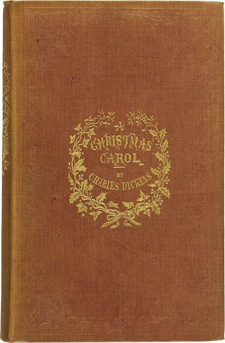 """Charles Dickens viết """"Giáng sinh yêu thương"""" chỉ trong sáu tuần"""