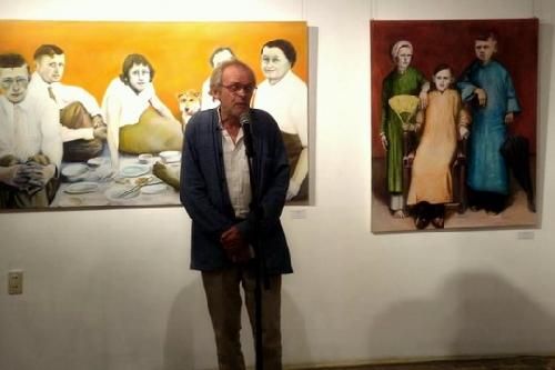 "Triển lãm "" Gặp gỡ"" của họa sĩ  Léopold Franckowiak"