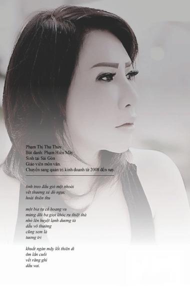 Trang thơ Phạm Hiền Mây