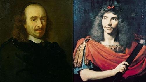 Molière thực sự viết kiệt tác của mình