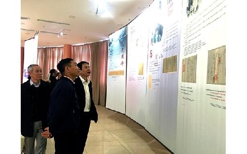 Chiêm ngưỡng thư pháp của các vị vua thời nhà Nguyễn