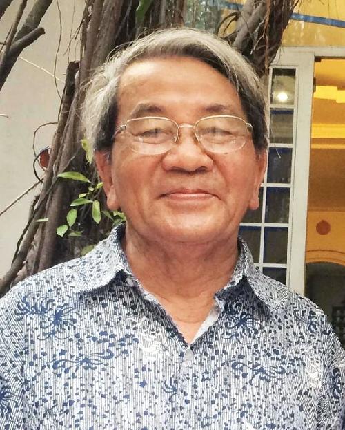 Nhà thơ Hoài Vũ - Duyên văn học Trung Hoa