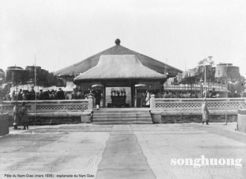 Góp thêm tư liệu về lễ tế Nam Giao năm 1936