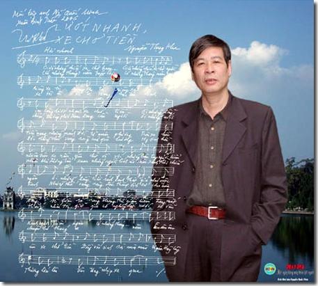 Trò chuyện với nhà thơ - nhạc sỹ Nguyễn Thụy Kha
