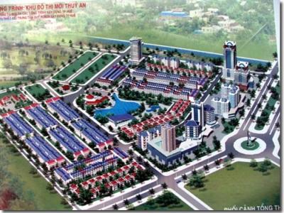 Suy nghĩ về quỹ kiến trúc và qui hoạch đô thị Huế
