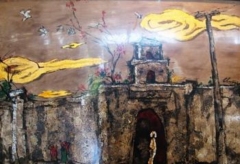 Triển lãm sơn mài của cố hoạ sỹ Đỗ Kỳ Hoàng