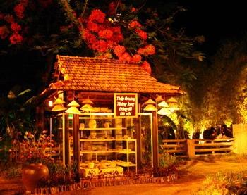 Triển lãm và các hoạt động bên lề Festival nghề truyền thống Huế 2009
