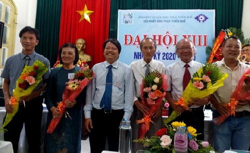 Đại hội khóa XIII, nhiệm kỳ 2020 – 2025 Hội Nhiếp ảnh Thừa Thiên Huế