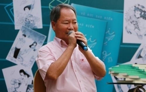 Vũ Đức Sao Biển: 50 năm nặng tình truyện Kim Dung