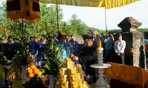 Lễ tri ân Vũ Vương Nguyễn Phúc Khoát