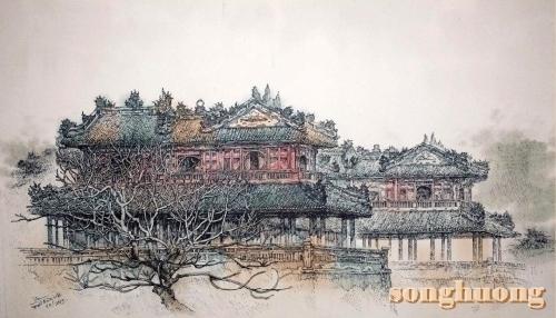 Thơ Sông Hương 06-2020