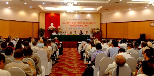 Đại hội đại biểu toàn quốc  Hội văn nghệ Dân gian Việt Nam - Nhiệm kỳ VIII (2020-2025)