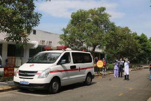 Thêm 5 bệnh nhân nhiễm COVID-19 điều trị tại Huế được xuất viện