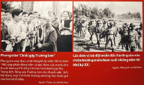 """Khai mạc trưng bày chuyên đề """"Việt Nam - Độc lập, Tự cường"""""""