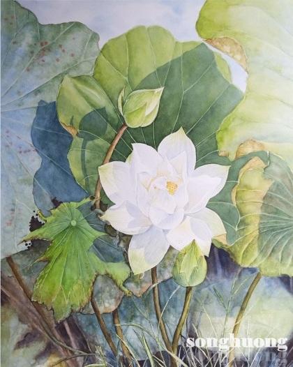 Thơ Sông Hương 08-2020