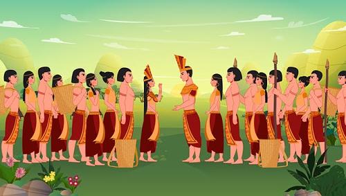 Con rồng cháu tiên: huyền thoại Việt - Mường - Thái