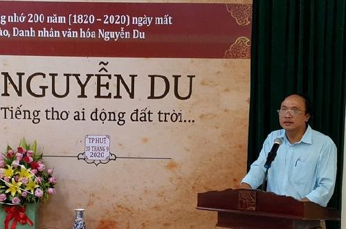 Tưởng nhớ 200 năm ngày mất của đại thi hào, danh nhân văn hóa Nguyễn Du (1820-2020)
