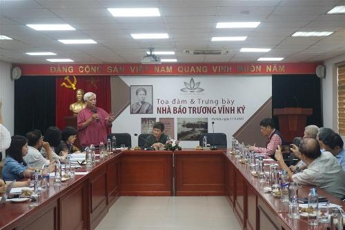 Nhà báo Trương Vĩnh Ký - Người đặt nền móng cho báo chí Việt Nam