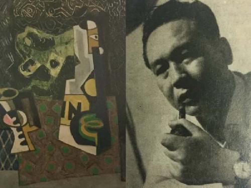 Tạ Tỵ, họa sĩ tiên/tiền phong
