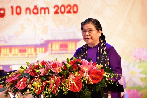 Khai mạc Đại hội đại biểu Đảng bộ tỉnh Thừa Thiên Huế lần thứ XVI nhiệm kỳ 2020 – 2025
