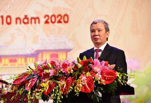 Đồng chí Lê Trường Lưu, tái đắc cử Bí thư Tỉnh ủy khóa XVI