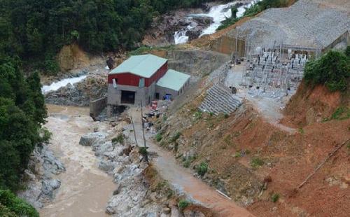 Tình hình triển khai công tác cứu hộ, cứu nạn tại thủy điện Rào Trăng 3
