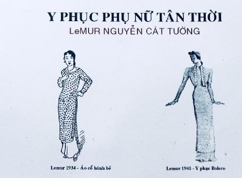 Sự thay đổi quan niệm về vẻ đẹp hình thể của người phụ nữ và một xu hướng cách tân áo dài nổi bật đầu thế kỷ XX