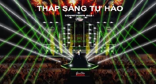 """Chương trình Hue – Countdown 2021 - """"Thắp Sáng Tự Hào"""" diễn ra vào đêm 31/12"""