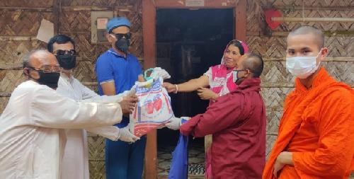 Phật giáo dấn thân phục vụ cộng đồng giữa đại dịch