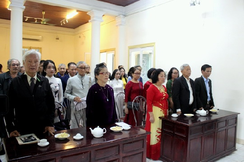 Kỷ niệm 90 năm ngày sinh và 40 năm ngày mất của nhà thơ Thanh Hải.