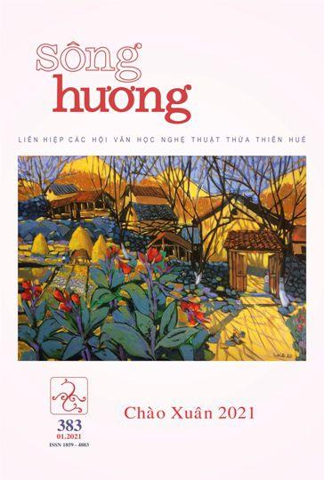 Đón đọc Sông Hương Xuân 2021 (Số 383, tháng 1/2021)