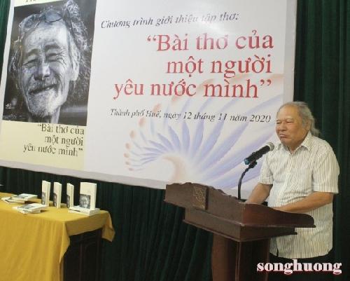 Những nét khác biệt của thơ Trần Vàng Sao